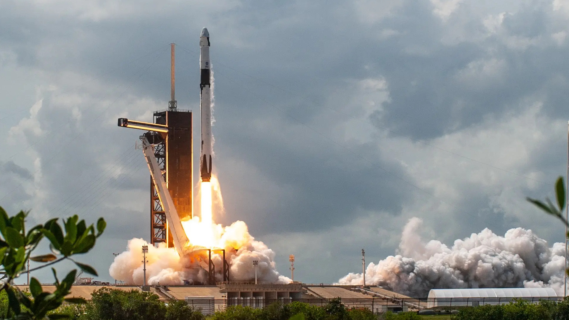 spacex demo 2 launch june newsletter