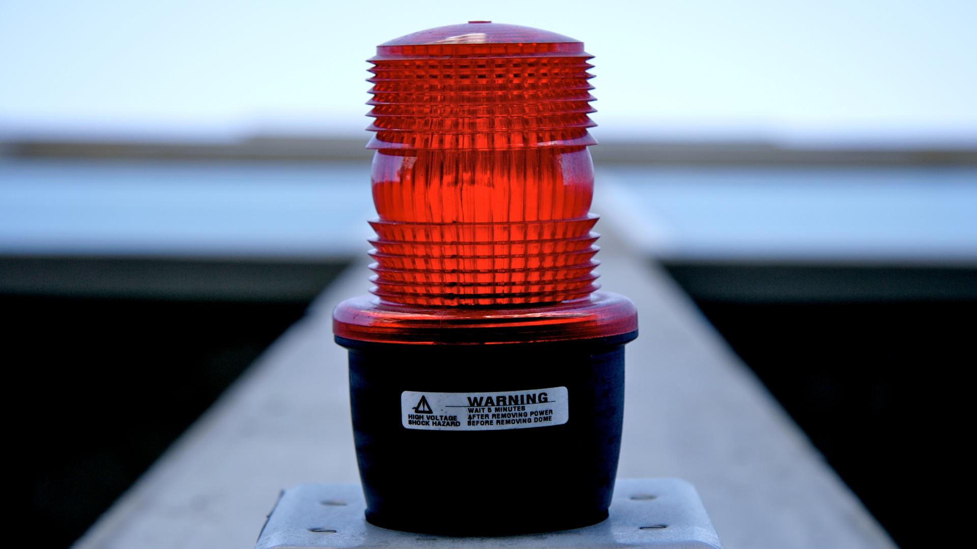 red alert siren